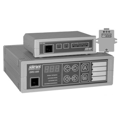 Цифровой пульт Sirus DRC-500