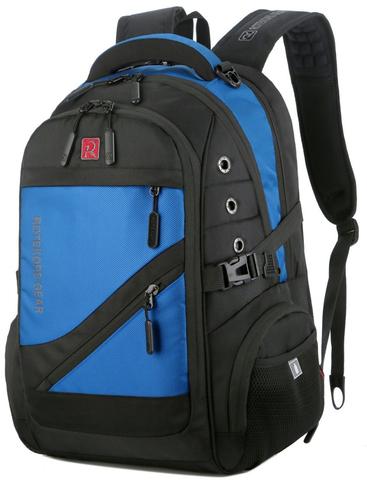 Рюкзак ROTEKORS 1418 USB Синий