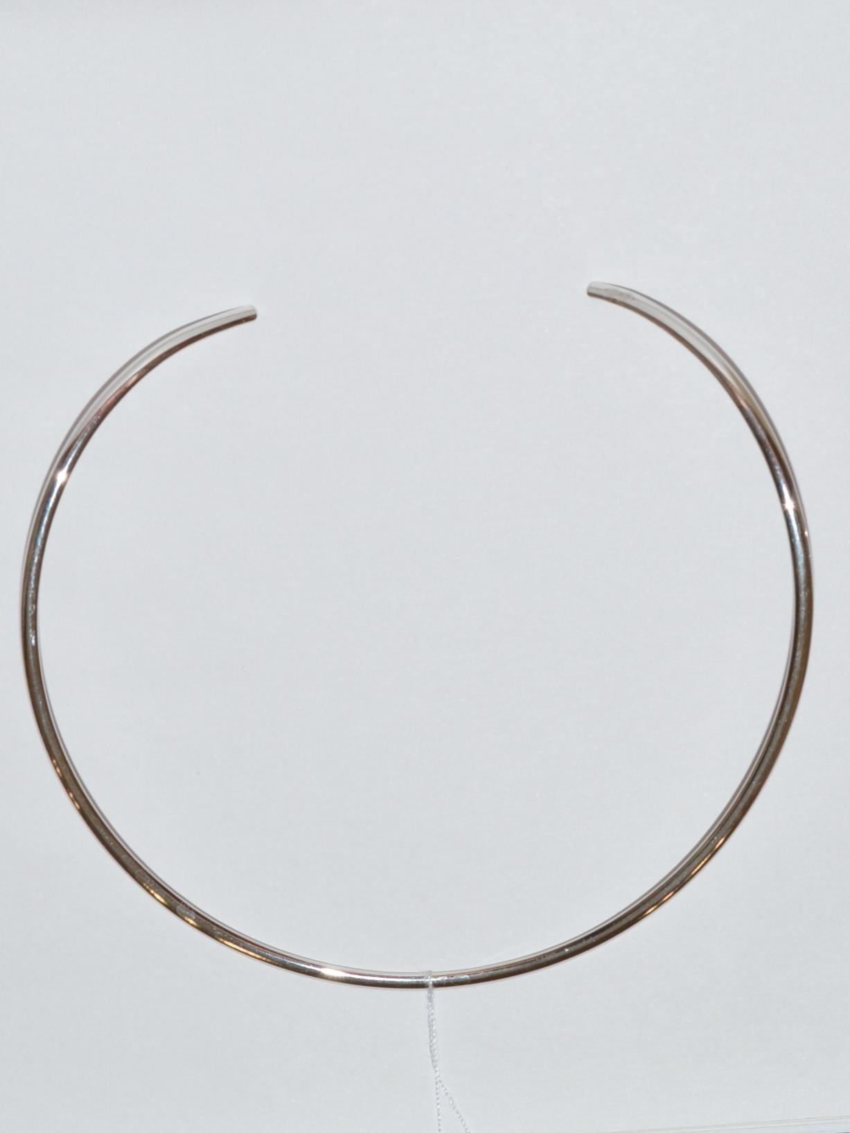 Гривна (серебряное колье)