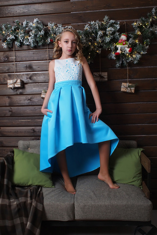 Платье детское (артикул 2Н118-6)