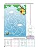 Рабочая тетрадь № 11 для детей 5-6 лет «Прописи». Маркер в комплекте (зелёный)