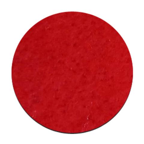 Фетр мягкий Красный 001