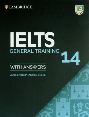 IELTS 14 General Training Students Book with Answers without Audio