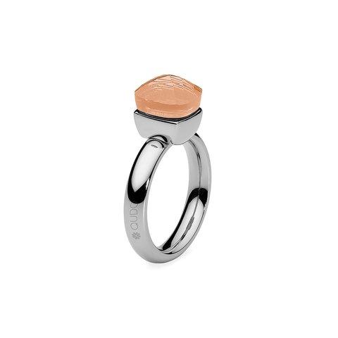 Кольцо Firenze light peach 17.2 мм 610483/17.2 BR/S