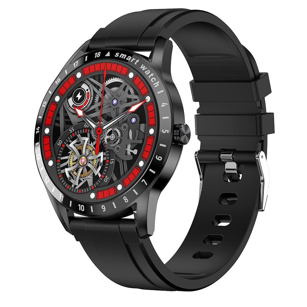 Смарт часы и браслеты KingWear LA10 AMOLED смарт-часы (уведомления, пульсоксиметр, тонометр, фитнес трекер, будильник ...) KingWear_LA10_9.jpg