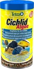 Корм для всех видов цихлид, TetraCichlid Algae
