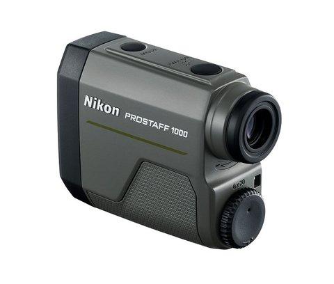 Лазерный дальномер Nikon LRF Prostaff 1000