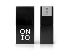 Гель-лак ONIQ MIX 106 - Silver Metal Flakes, 10 мл