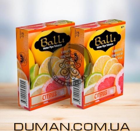 Табак Balli CITRUS (Балли Цитрус)