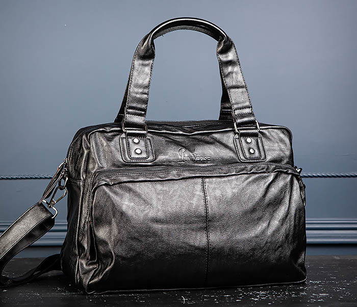 BAG553 Вместительная сумка для поездок с длинными ручками фото 06