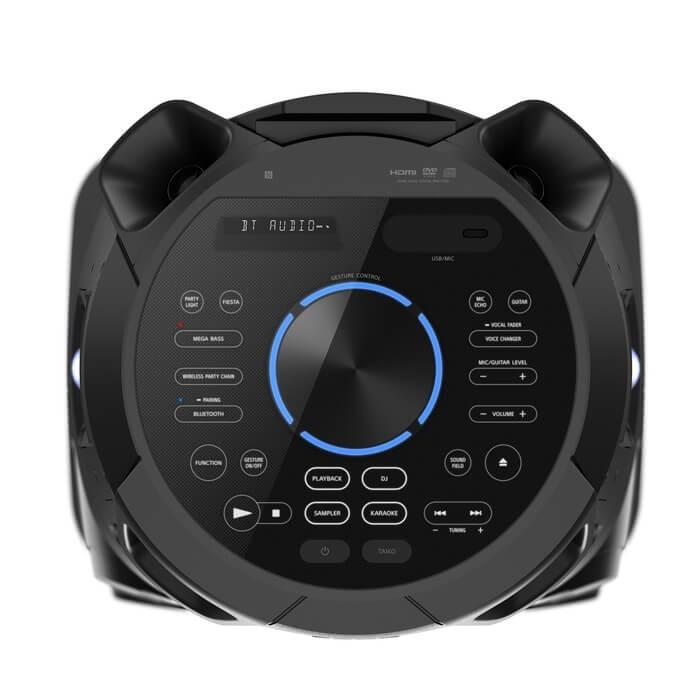 Купить MHC-V73D онлайн в Sony Centre с доставкой по России и в Беларусь