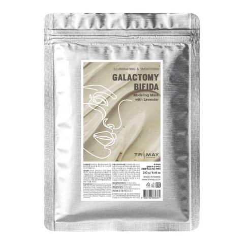 Trimay Galactomy & Bifida Modeling Mask With Lavender альгинатная маска с галактомисисом, бифидобактериями и лавандой