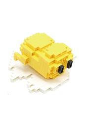 Конструктор Wisehawk & LNO Желток падение 218 деталей NO. 074 Egg yolk man mini blocks