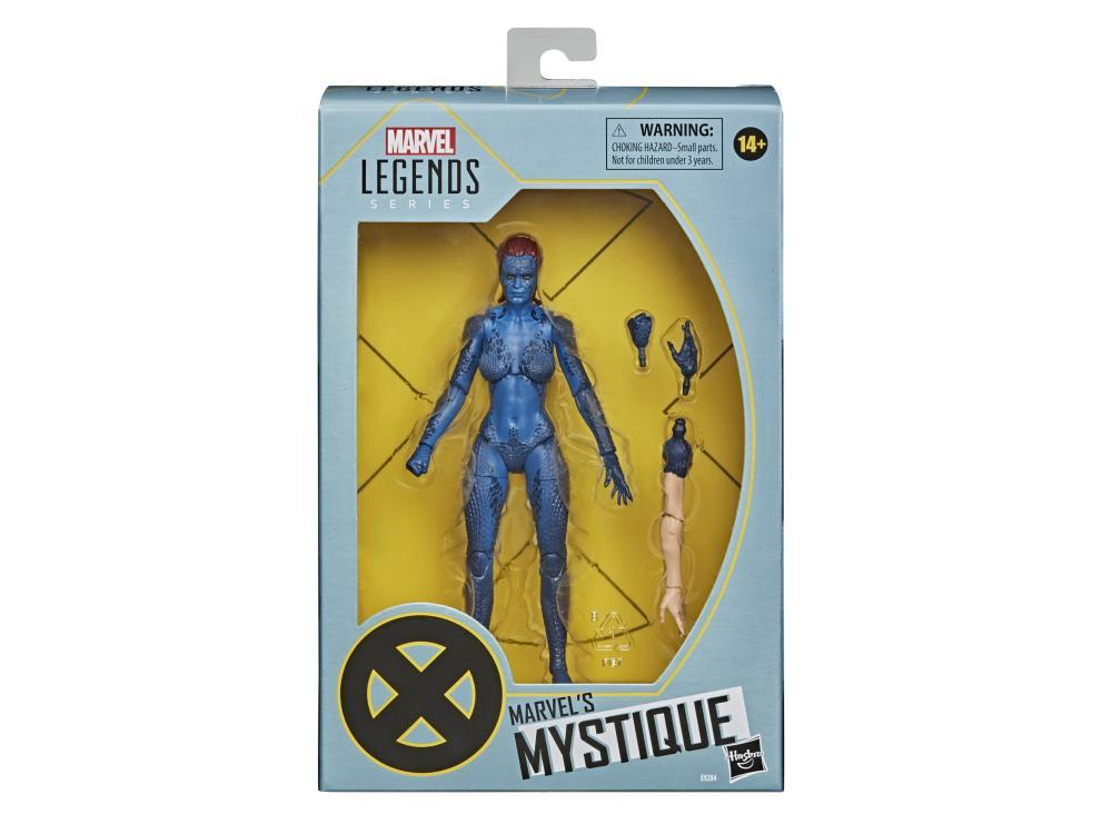 Фигурка Мистик (Mystique) Marvel Legends Collection 20th Anniversary X-men 15 см