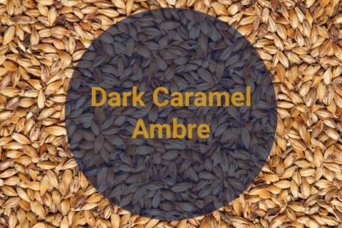 Солод Карамельный Янтарный Темный / Dark Caramel Ambre, 120-140 EBC, 1 кг