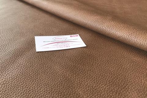 Искусственная кожа Элит Люкс 08 коричневая