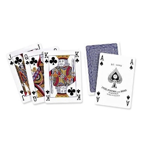 Карты игральные Классик покер (Classic Poker)