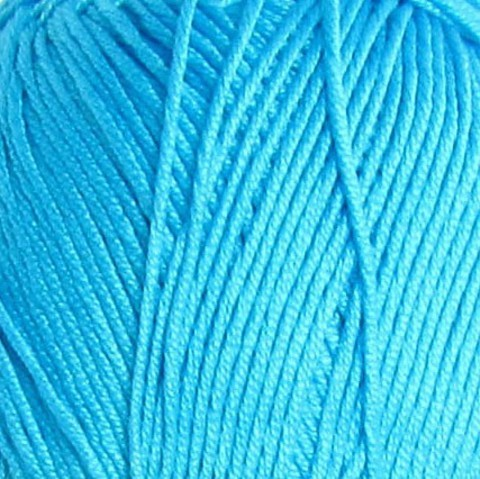 Купить Пряжа Пехорка Детская новинка Код цвета 223-Св.бирюза | Интернет-магазин пряжи «Пряха»