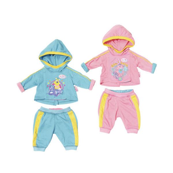 Zapf Creation Baby born 823-774 Бэби Борн Спортивный костюмчик