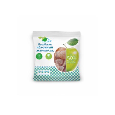 Бековский яблочный мармелад 250 г