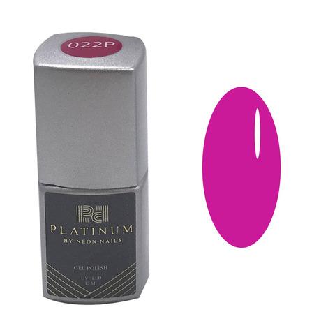 Маникюр с розовым гель-лаком PLATINUM