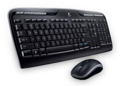 LOGITECH Wireless Combo MK320