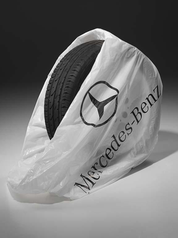 Пакет для колес Mercedes-Benz (1 шт.)