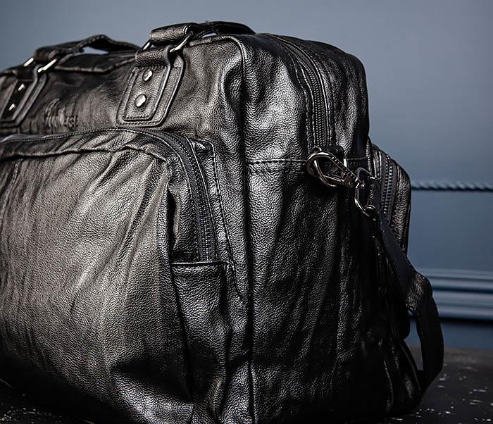 BAG553 Вместительная сумка для поездок с длинными ручками фото 08