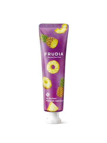 FRUDIA Крем для рук c ананасом / Frudia Squeeze Therapy Pineapple Hand Cream (30г)