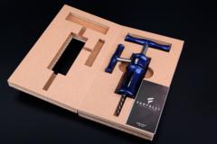 Штопор с воротом Farfalli модель O220.07 Bellagio Blue, фото 2