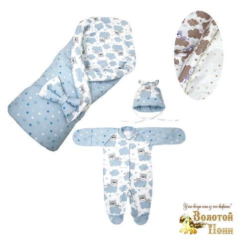 Набор 4 пред новорожденному