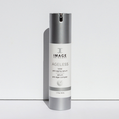 Омолаживающая сыворотка со стволовыми клетками Total  Anti-aging Serum, AGELESS, IMAGE, 50 мл.