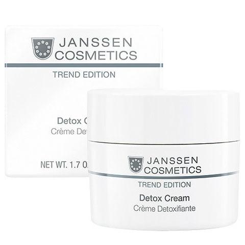 Janssen Trend Edition: Антиоксидантный детокс-крем для лица (Skin Detox Cream)