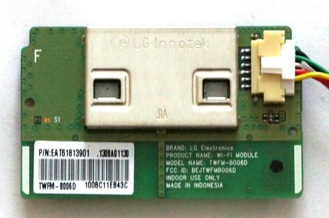 Wi-Fi модуль TWFM-B006D  LG P/N EAT61813901