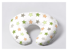 Подушка для кормления Bambinex Звезды