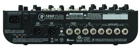Аналоговые Mackie 1202 VLZ 4