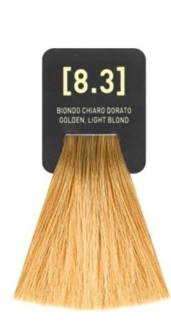 INCOLOR [8.3] Золотистый светлый блондин (100 мл)