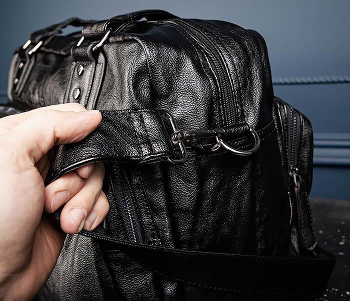 BAG553 Вместительная сумка для поездок с длинными ручками фото 09