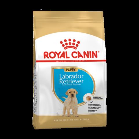 Royal Canin Labrador Retriever Puppy Сухой корм для щенков породы Лабрадор-Ретривер