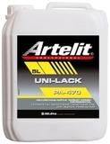 Artelit Professional UNI LACK PA - 470 Полиуретан-акриловый паркетный лак 5 л полуматовый
