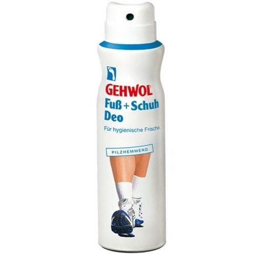Дезодорант для ног и обуви GEHWOL Foot+Shoe Deodorant 150 мл