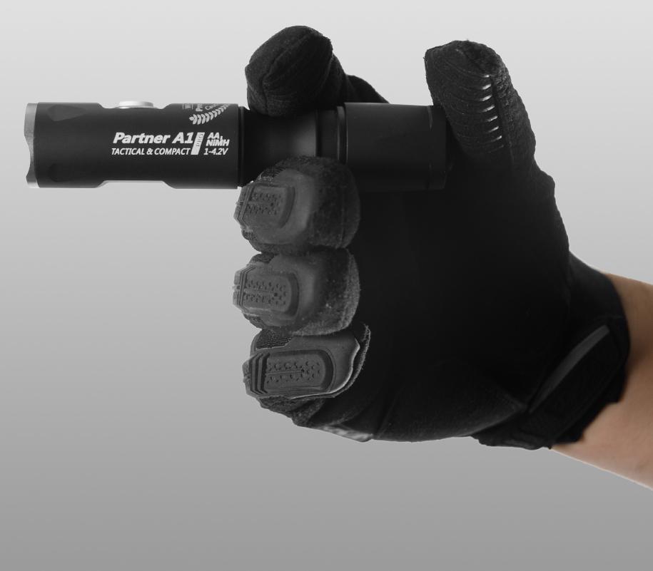 Тактический фонарь Armytek Partner A1 Pro - фото 3