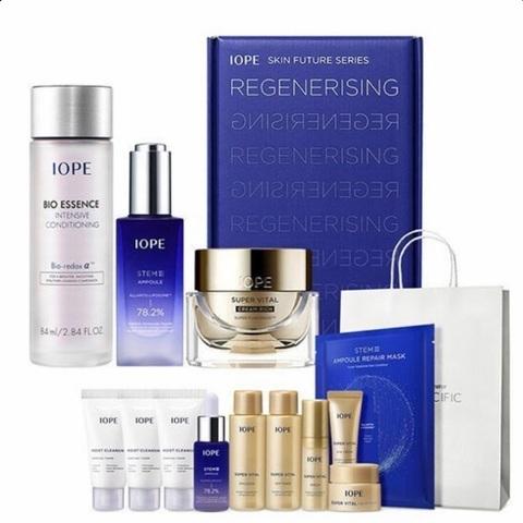 Iope Skin future series Regenerising