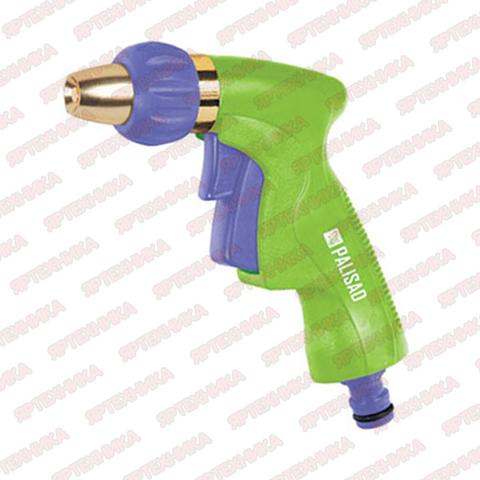 Пистолет-распылитель Palisad регулируемый металлический корпус