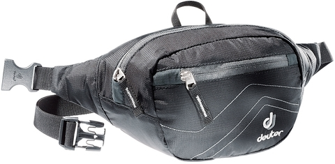 Картинка сумка поясная Deuter Belt I black-anthracite - 1