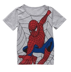 Человек паук футболка детская