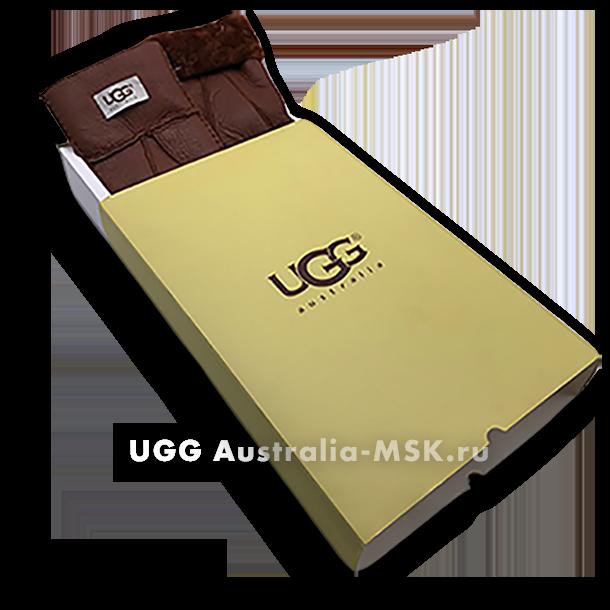 UGG Women's Glove Metallic Brown