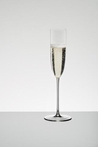 Бокал для шампанского Champagne Flute 186 мл, артикул 4425/08. Серия Riedel Superleggero.