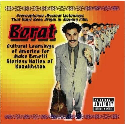 """OST: Stereophonic Musical Listenings That Have Been Origin In Moving Film """"Borat"""