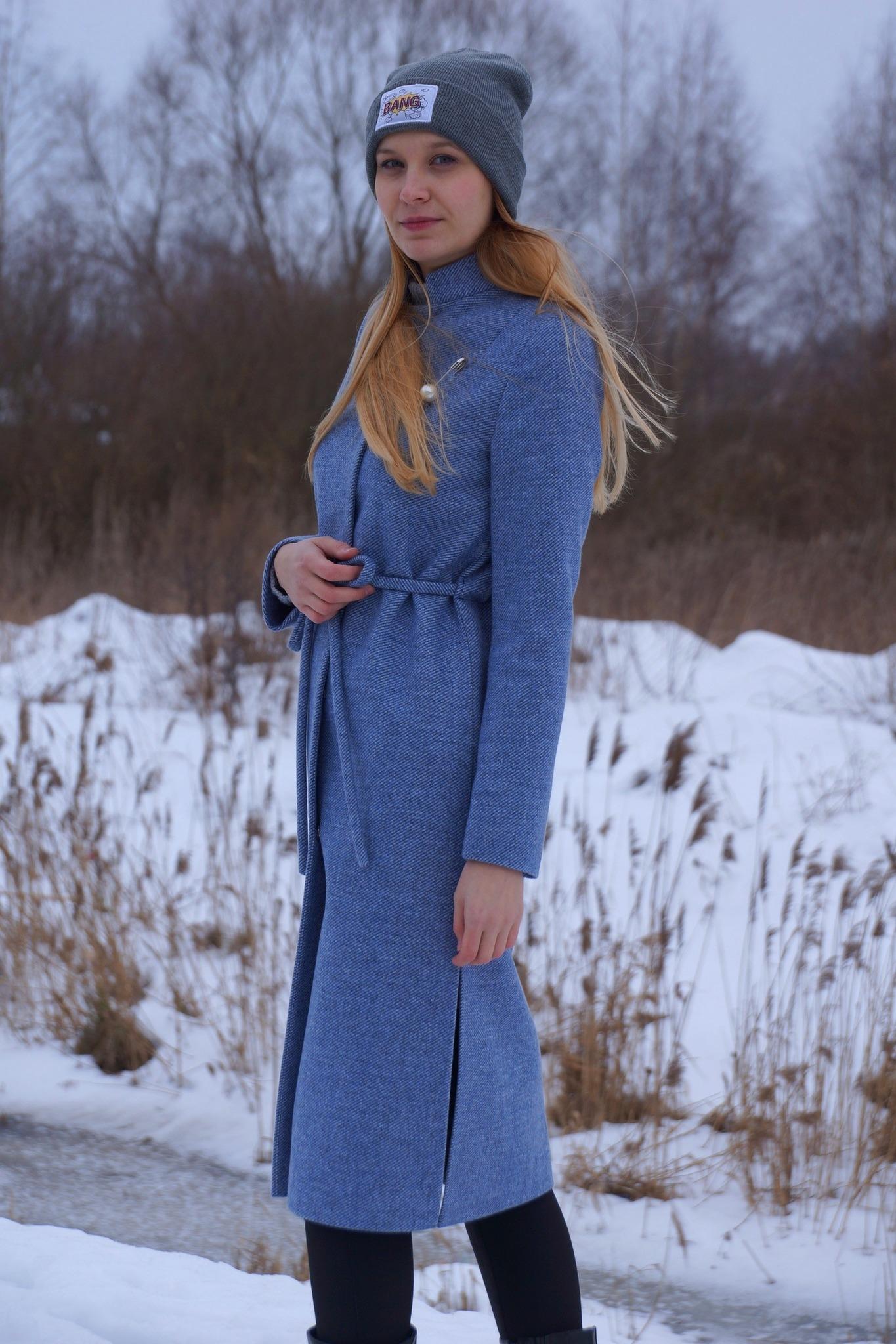 Пальто женское  LIDIA Sharm